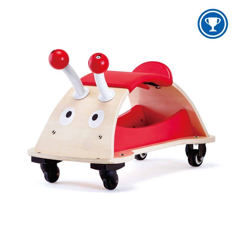 Walk A Long Snail E0349 Hape Toys