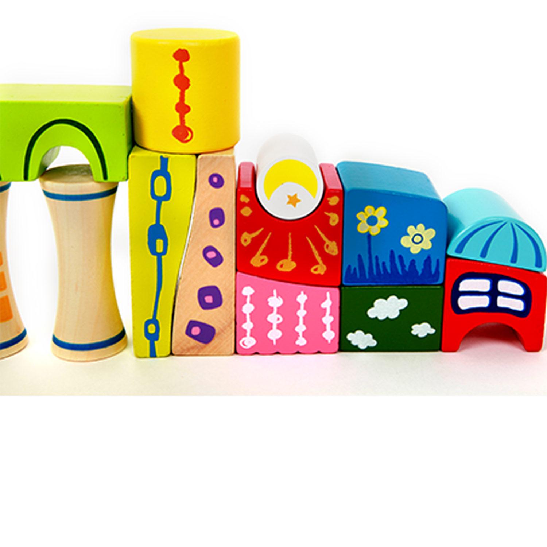 Fantasia Blocks Castle E0418 Hape Toys