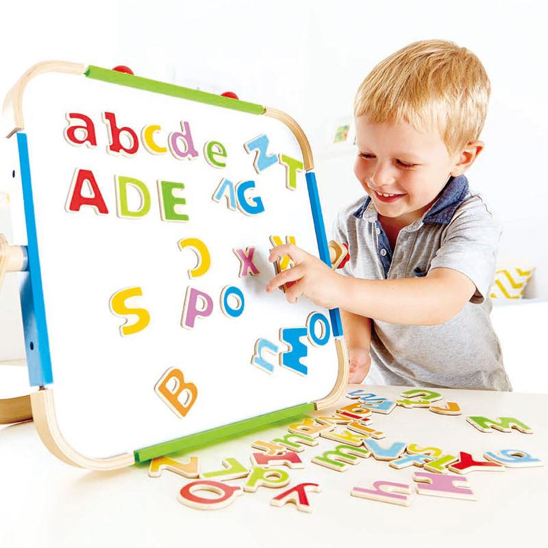 Abc Magnetic Letters E1047 Hape Toys