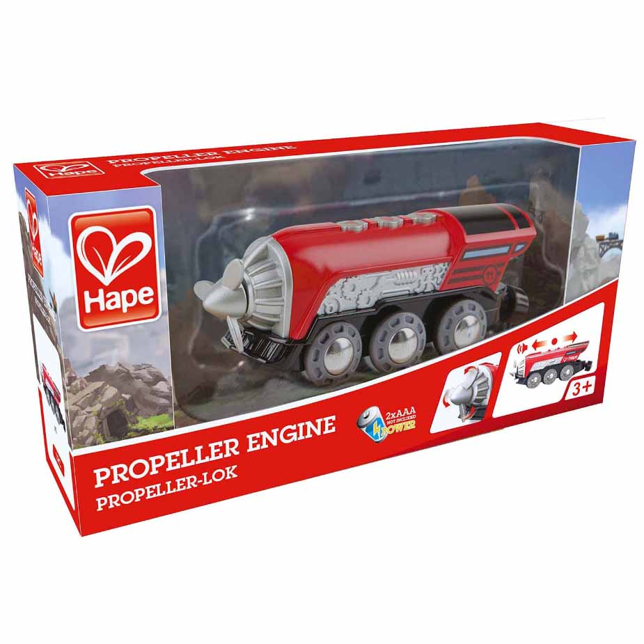 Propeller Engine E3750 Hape Toys