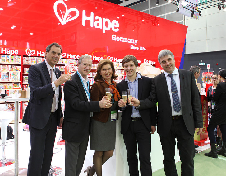 Hape Announces Collaboration with Heart and Soul