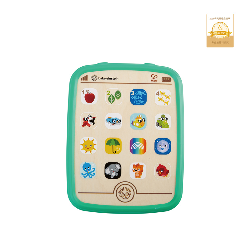 Magic Touch Curiosity Tablet™  Wooden Musical Toy