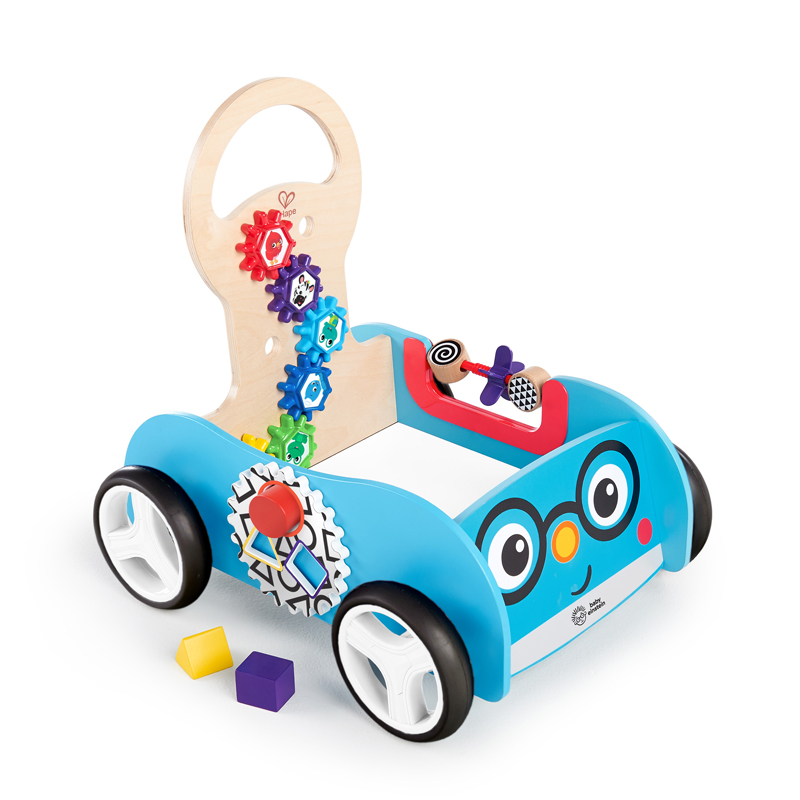 Discovery Buggy™ Wooden Activity Walker & Wagon