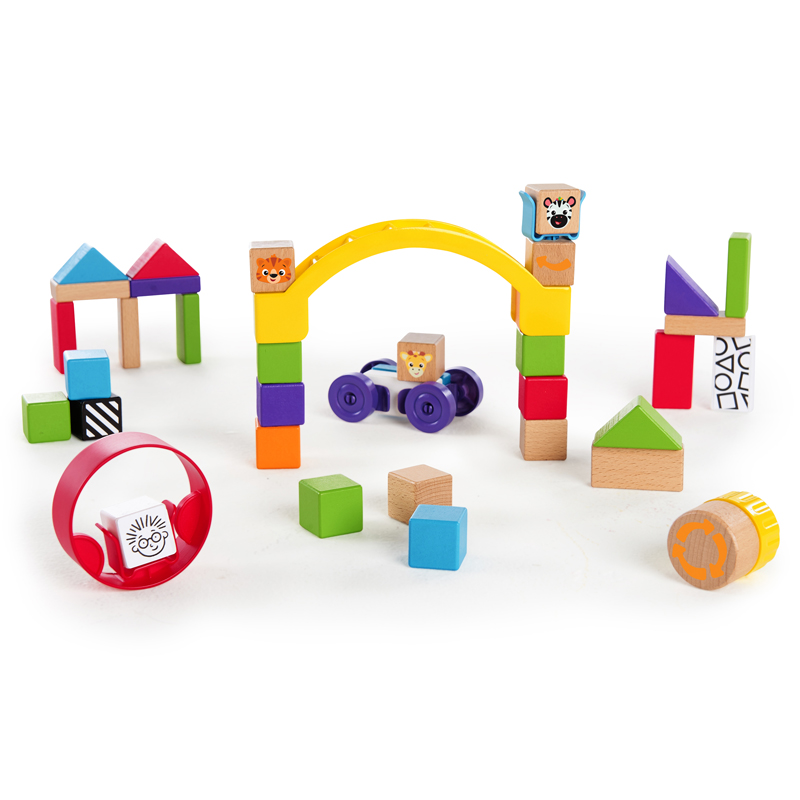 Curious Creator Kit™ Wooden Discovery Toy