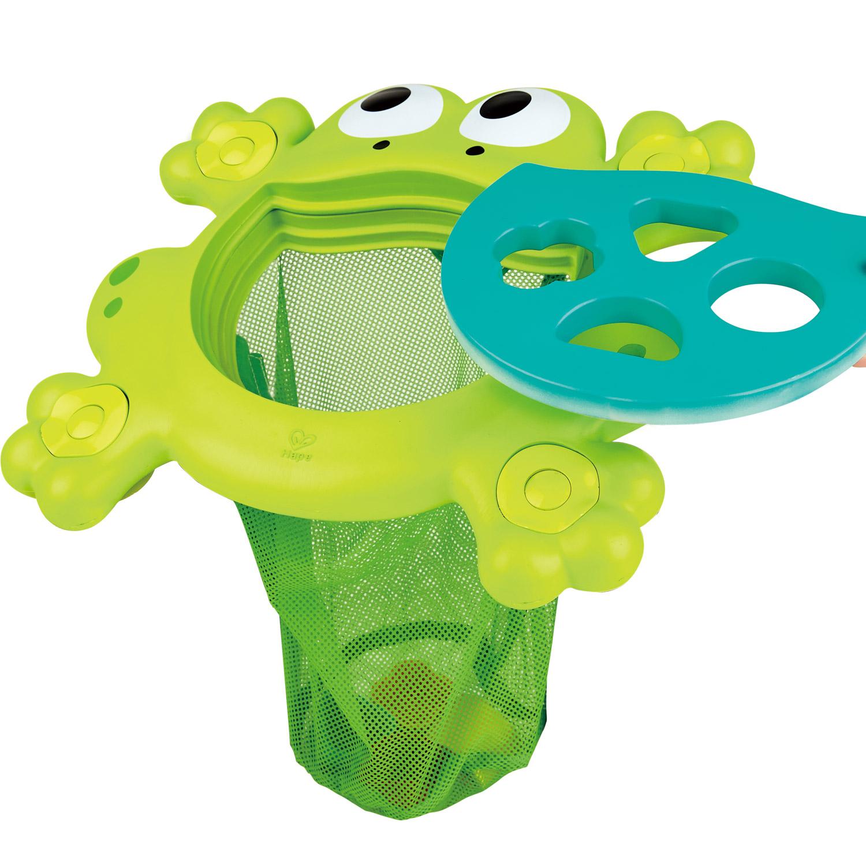 Feed-Me Bath Frog | E0209 | Hape Toys