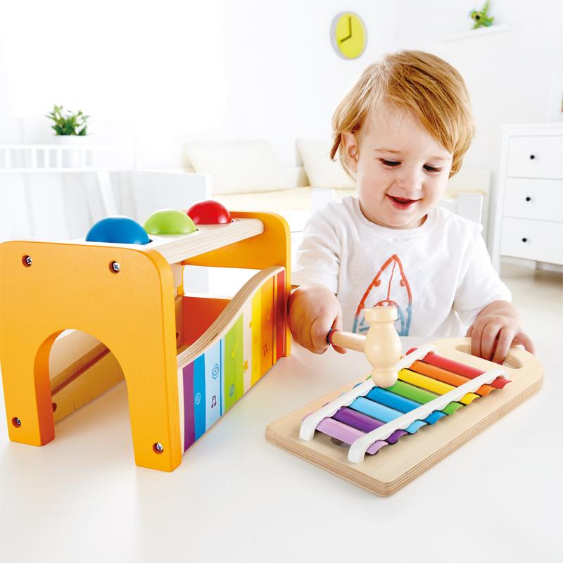 Pound A Ball Toy Toys : Pound and tap bench e hape toys