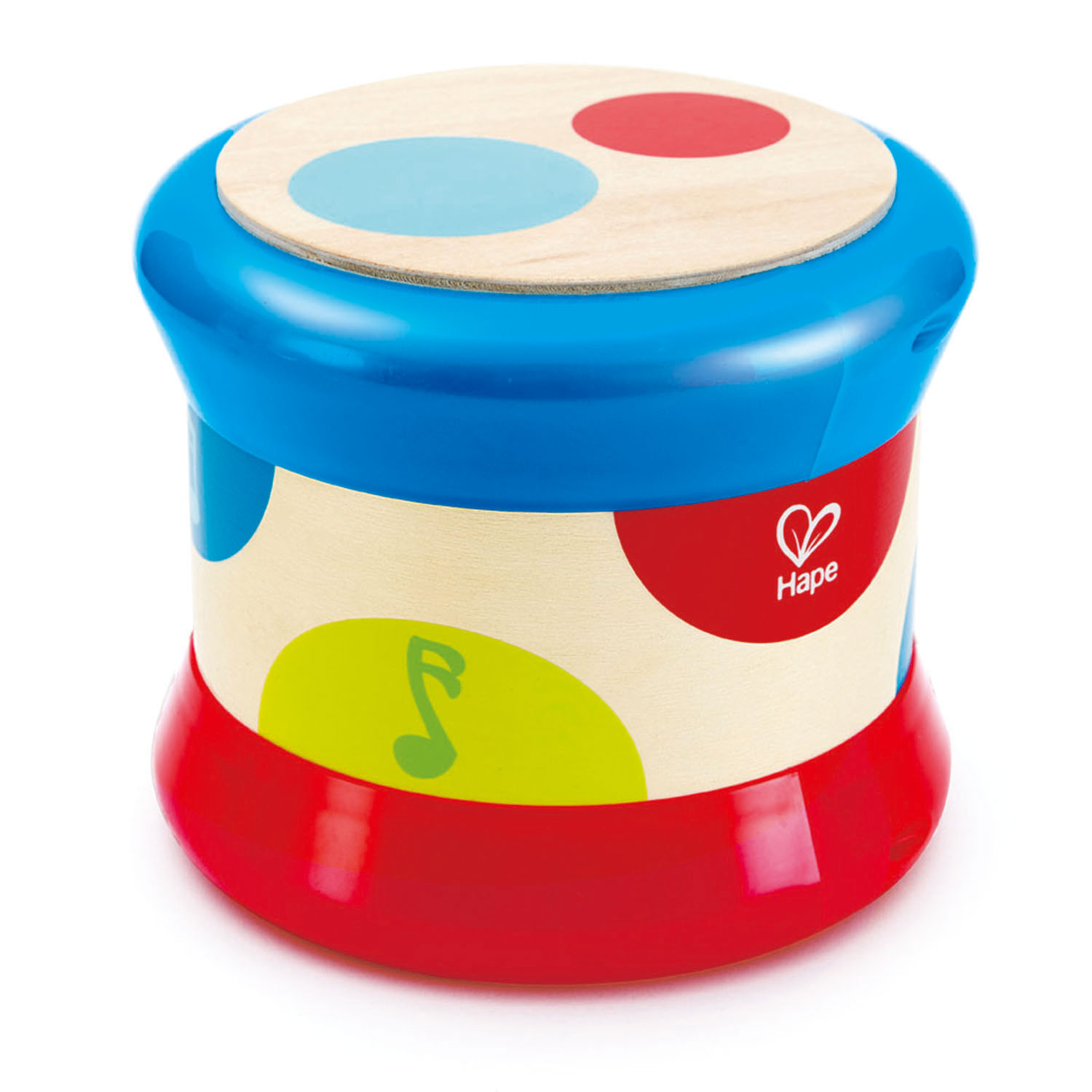 Hape Baby Drum Musical Toy New
