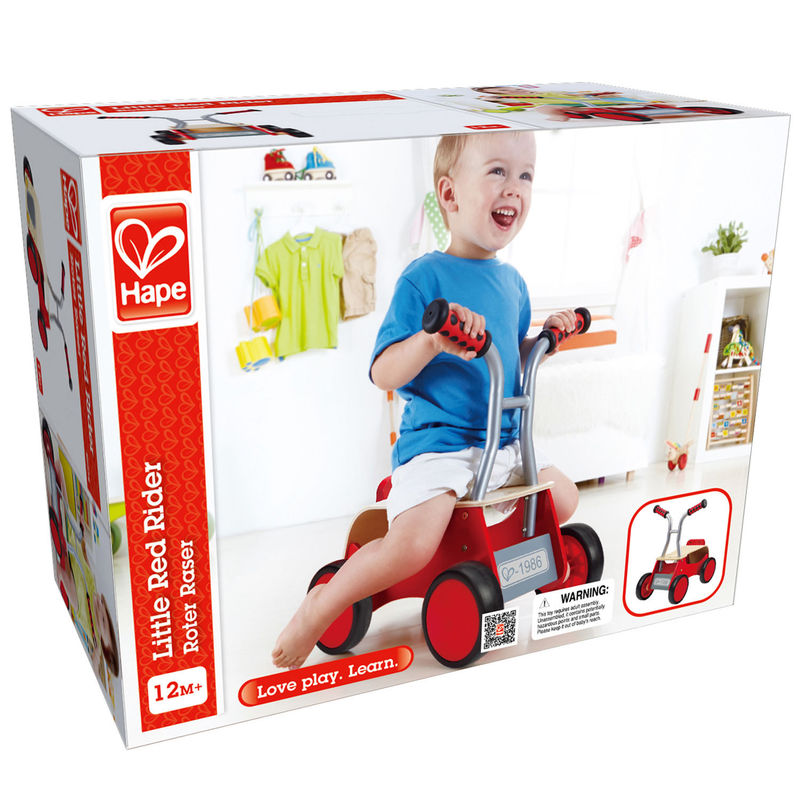 Little Red Rider E0374 Hape Toys