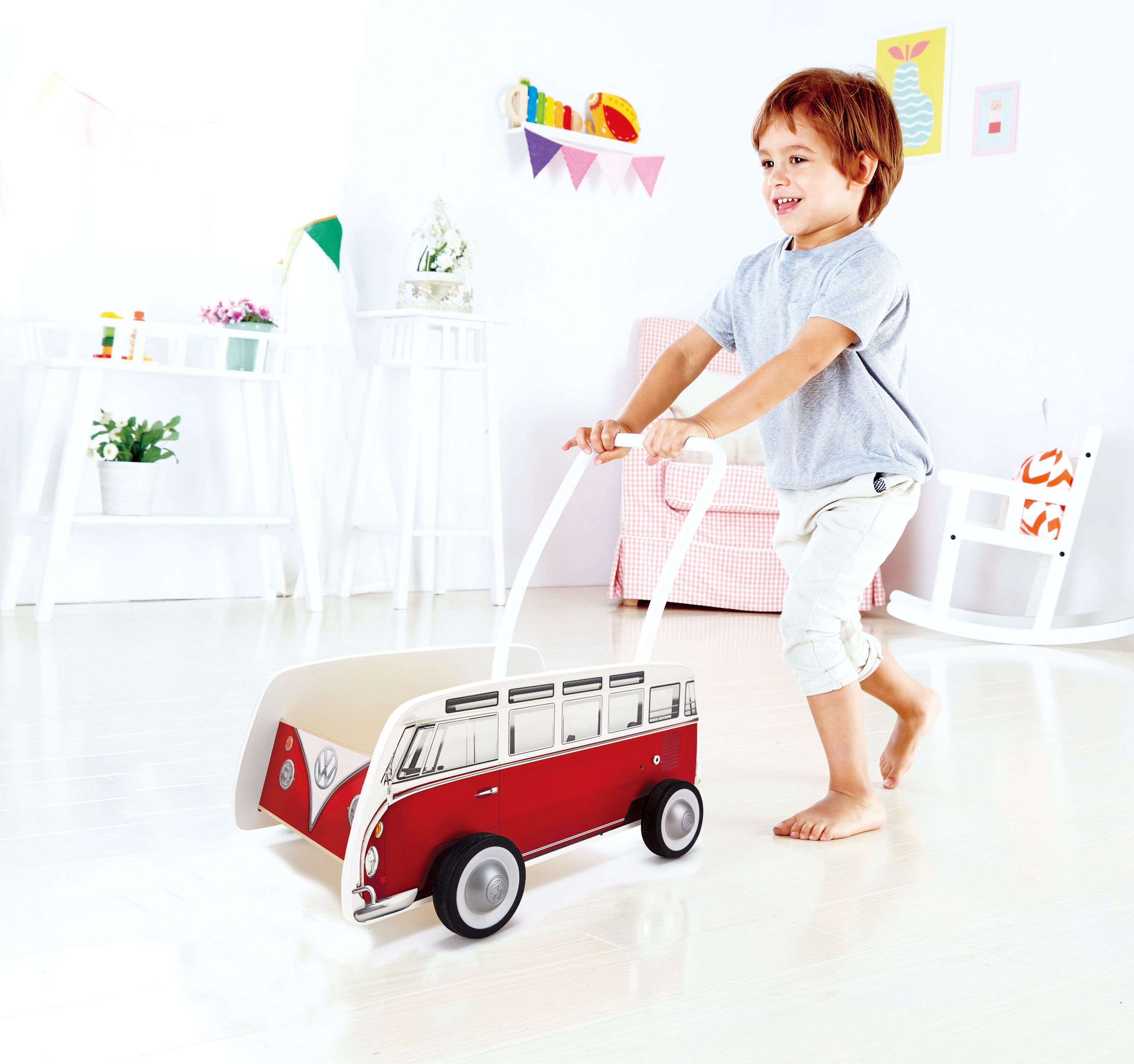 camper volkswagen whether classical red for classic vw toddlers babies this walk or product van classicalbuswalker bus style their walker learning is perfect to simply brave pushing and adventurous