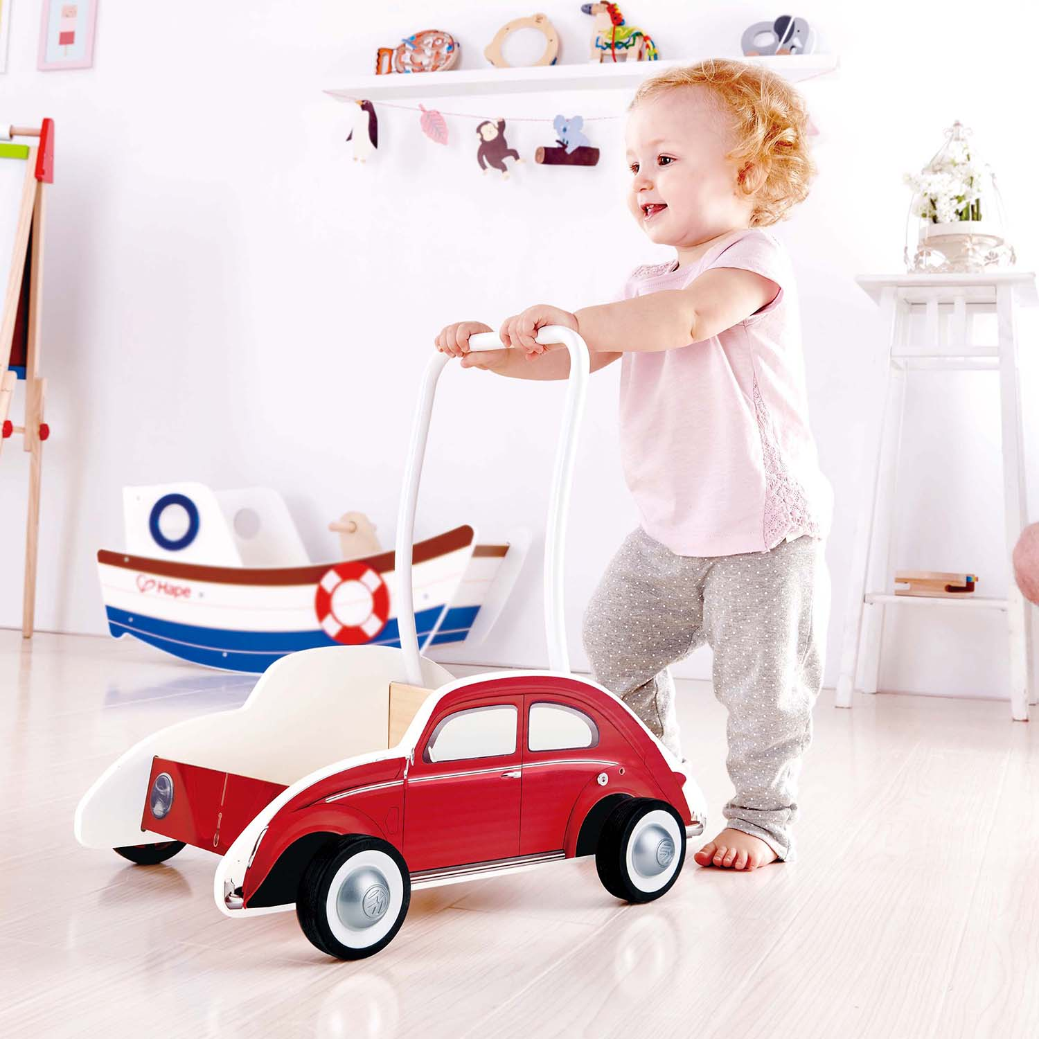 Beetle Walker (Red) | E0380 | Hape Toys