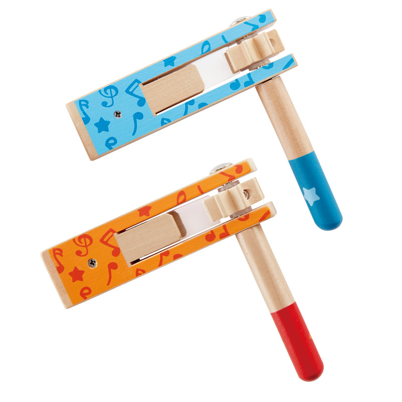 Cheer-along Noisemakers