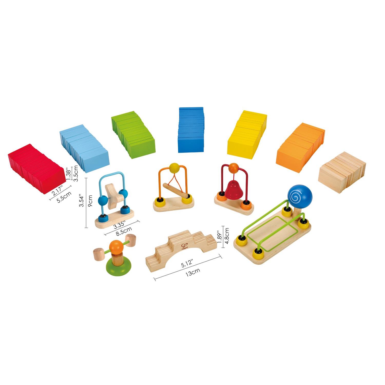 Dynamo Dominoes E1042 Hape Toys