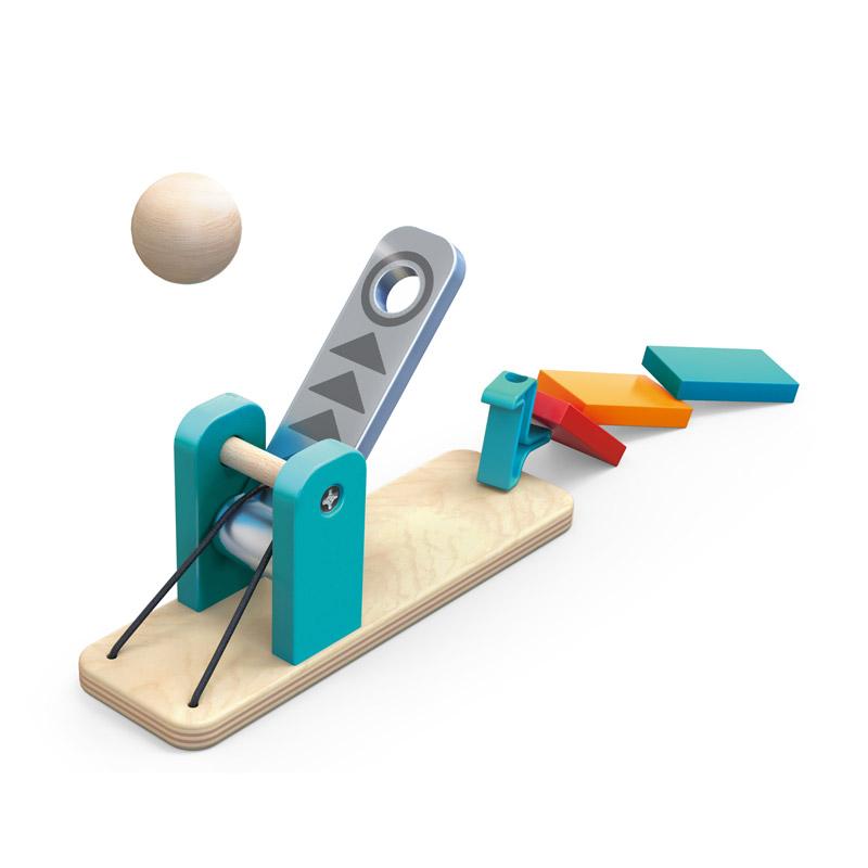 Robot Factory Domino | E1057 | Hape Toys