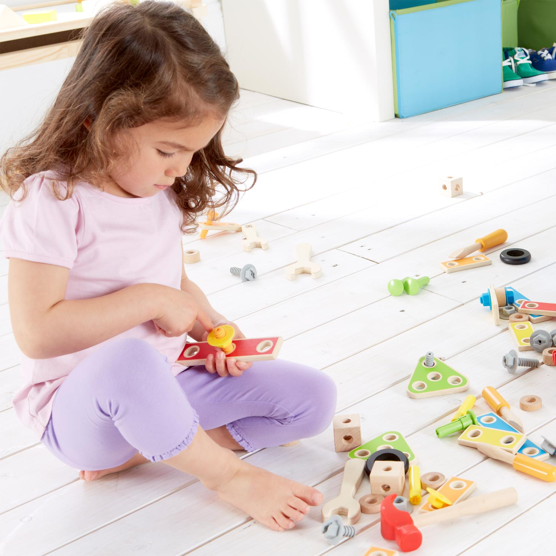 meister-werkbank | e3000 | hape toys