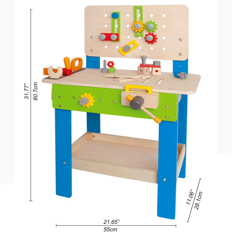 Master Workbench E3000 Hape Toys