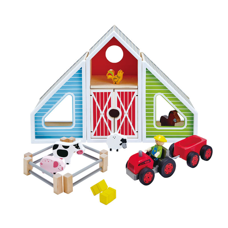 Barn Play