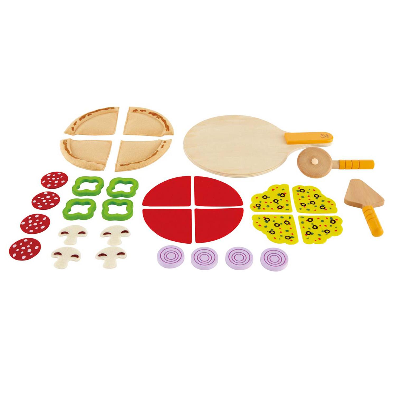 Homemade Pizza | E3129 | Hape Toys
