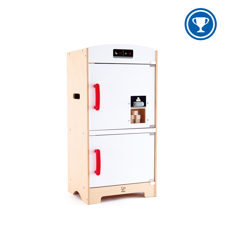 White Fridge-freezer