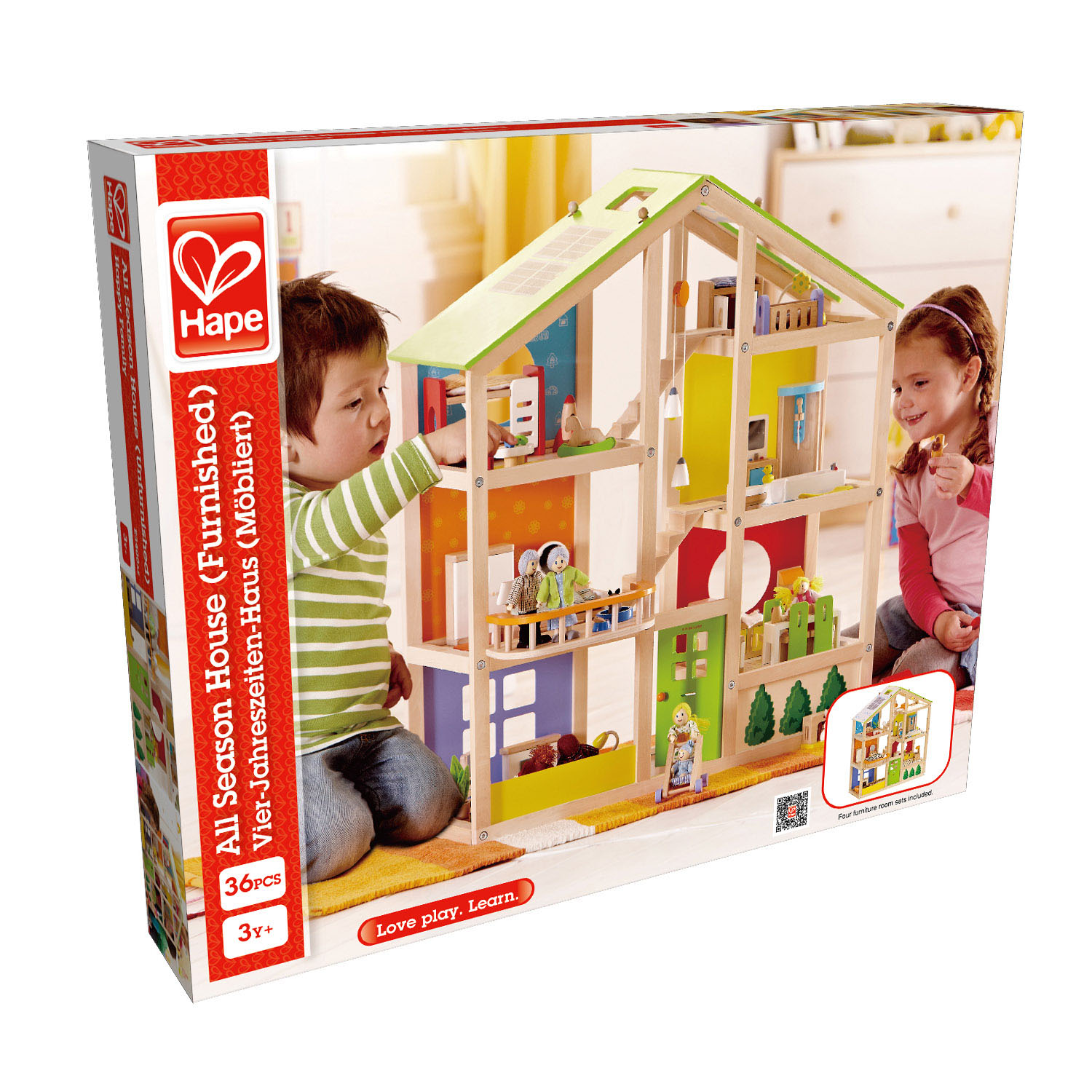 Create A Special World For Your Doll Family To Inhabit