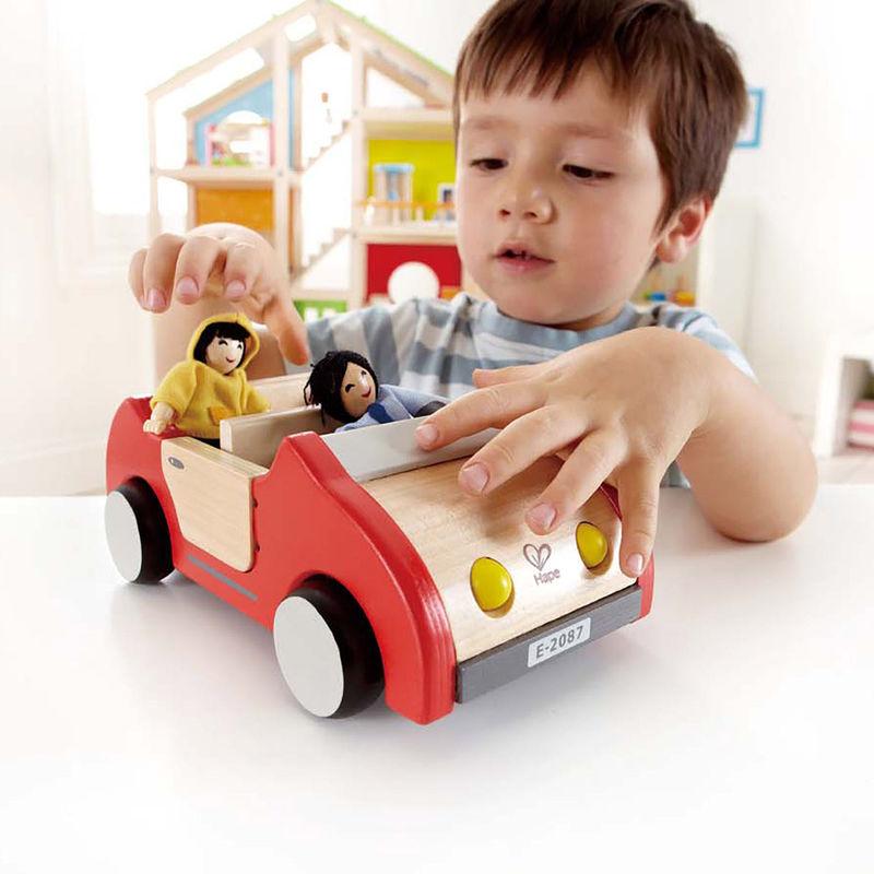 Family Car E3475 Hape Toys
