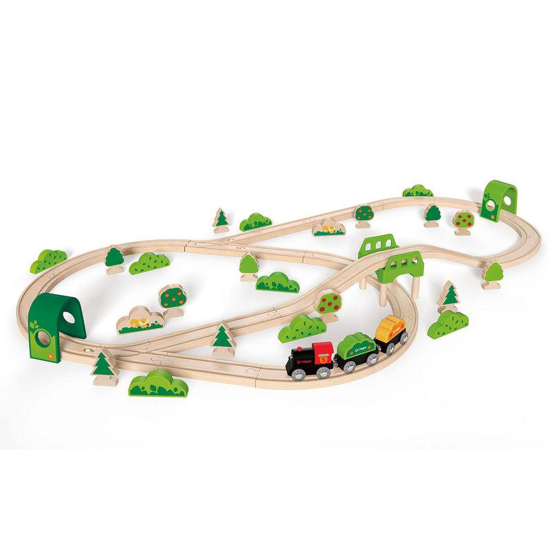 Forest Railway Set