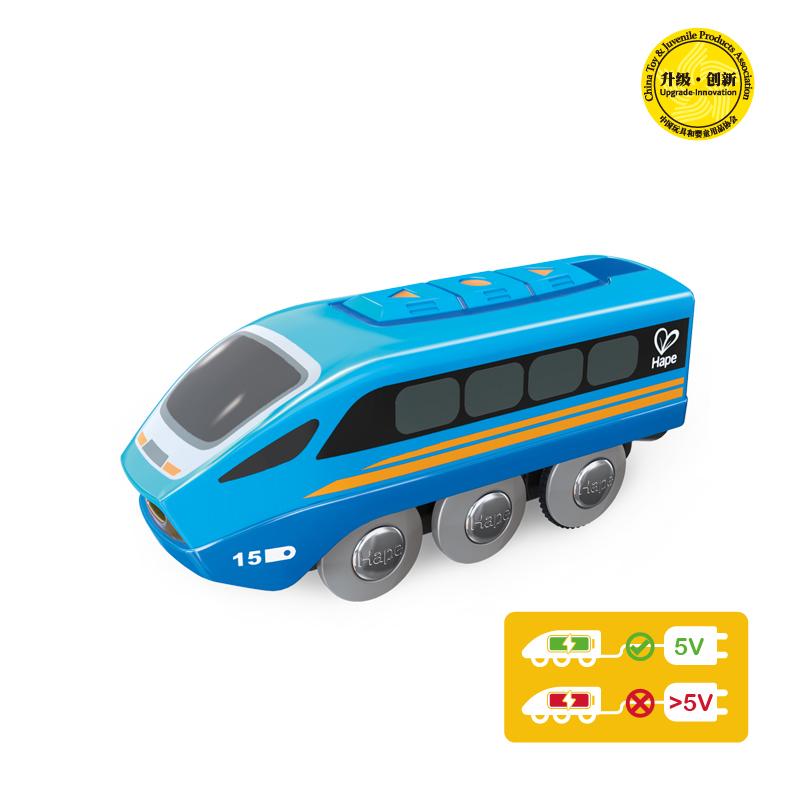Remote Control Train E3726 Hape Toys Pic