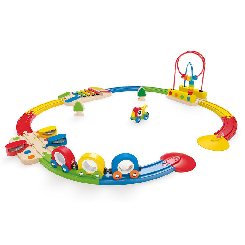 Sights & Sounds Railway Set