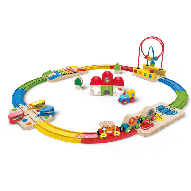 Rainbow Route Railway & Station Set