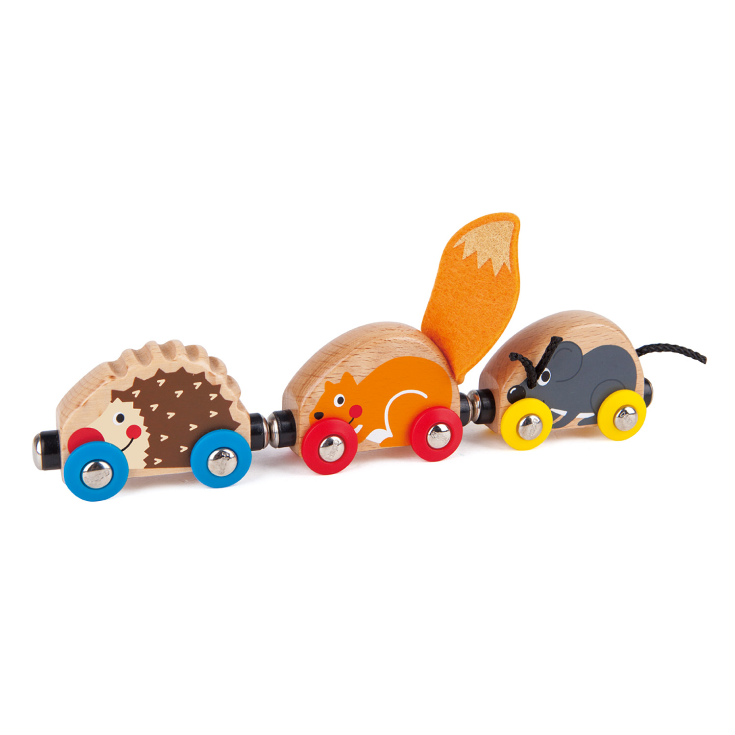 Tactile Animal Train