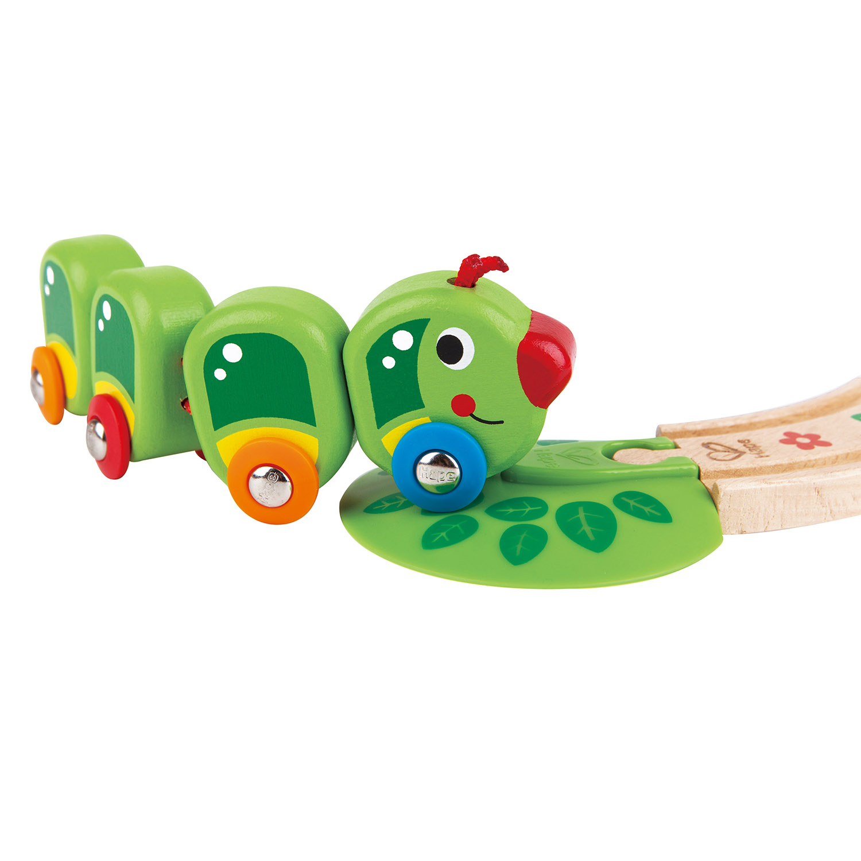 Caterpillar Train Set | E3818 | Hape Toys