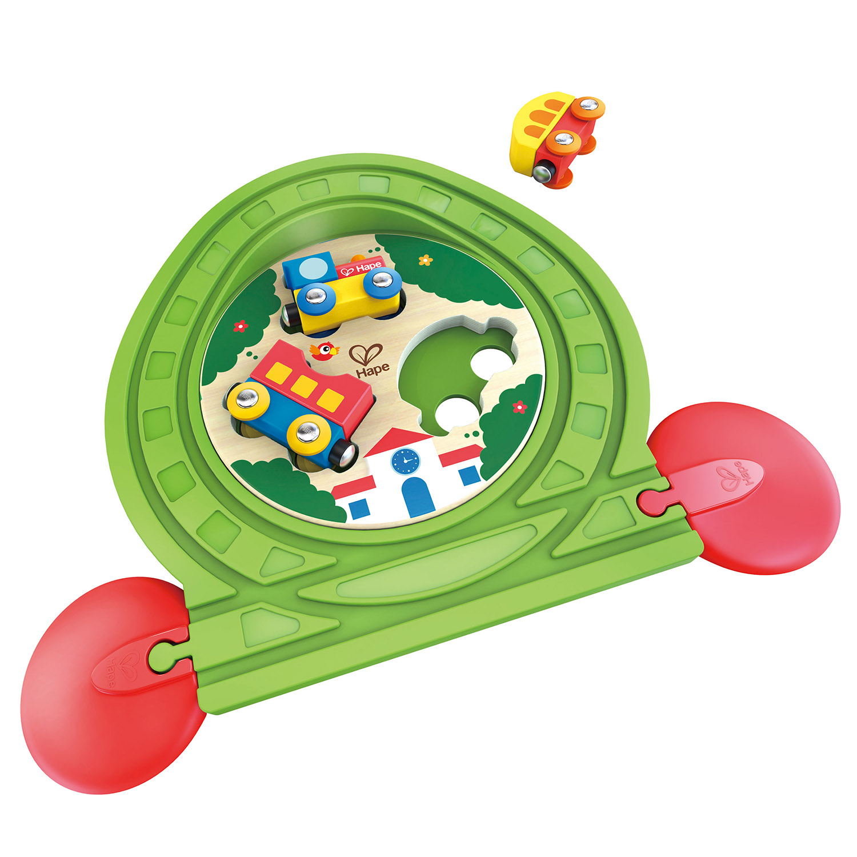 Train Track Puzzle | E3819 | Hape Toys