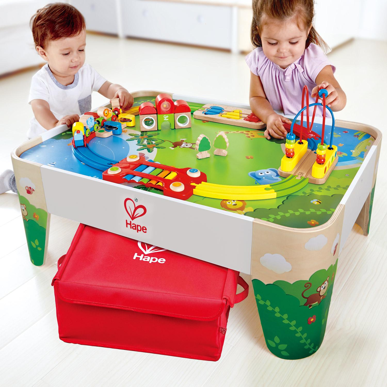 Railway Play Table