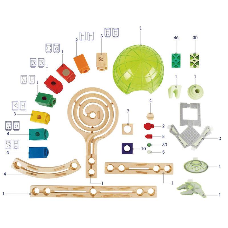 Space City E6017 Hape Toys