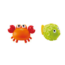 Rock Pool Squirters | Bath Toys | Hape Toys