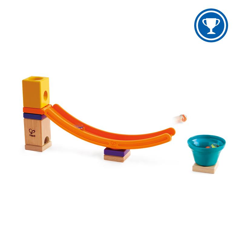 Hape E6022Sonic Playground biglie