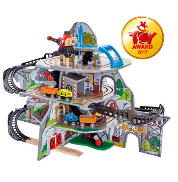 Hape's Mighty Mountain Mine Swept Away the Toy Award 2017