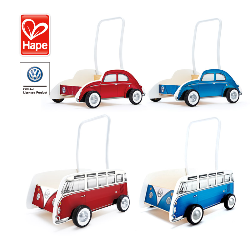 Hape Reaches License Cooperation with Volkswagen