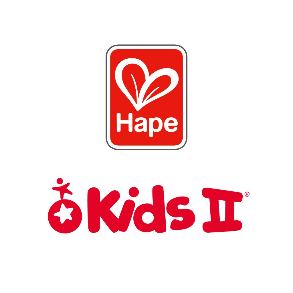 Hape Establishes Distribution Relationship with Kids II