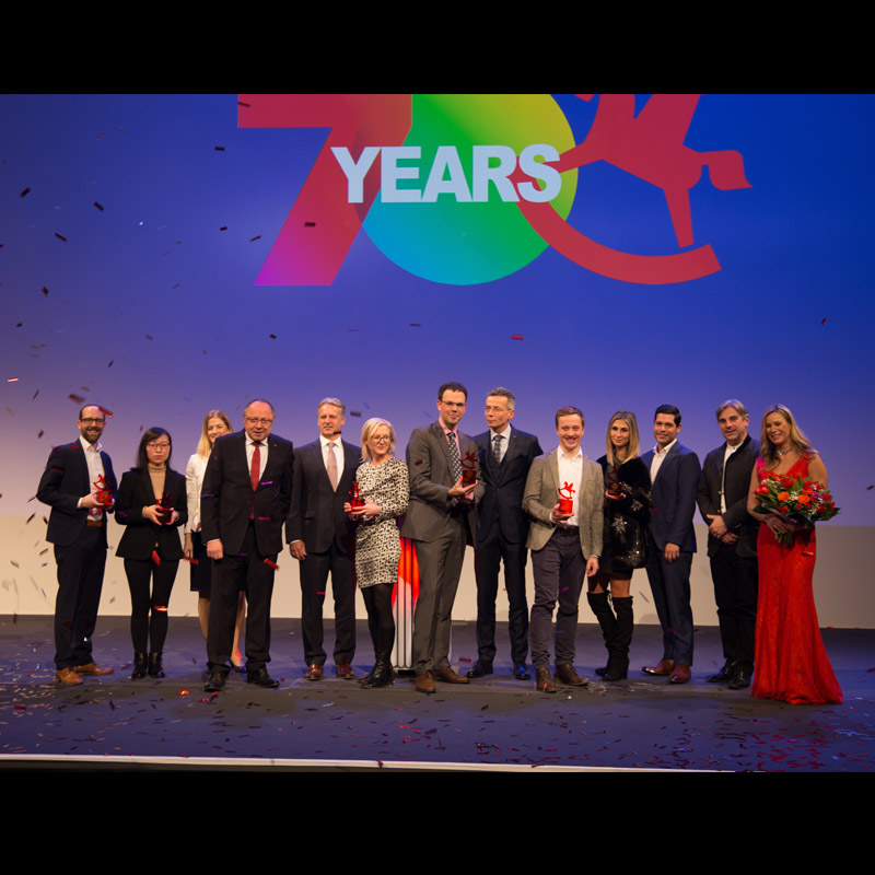 Magic Touch Piano Wins ToyAward 2019