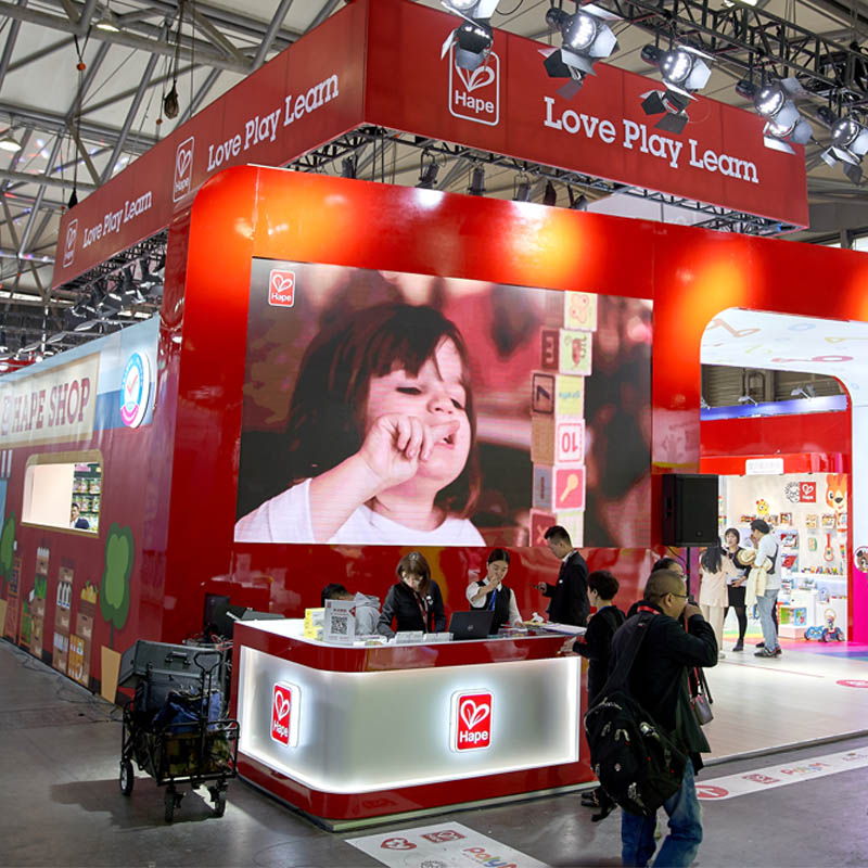 Hape Shines at the 2019 China Toy Expo